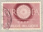 Stamps Belgium -  Europa C.E.P.T.