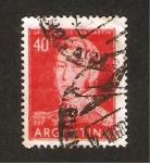 Stamps Argentina -  General San Martín