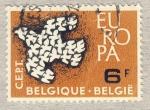 Sellos de Europa - Bélgica -  Europa C.E.P.T.