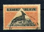 Stamps Africa - Liberia -  Antilope