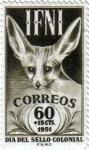 Stamps Spain -  IFNI. Día del sello 1951