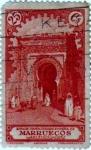 Stamps Africa - Morocco -  Zona de protectorado Español en Marruecos