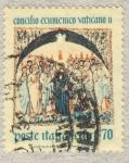 Stamps Italy -  Concilio Ecumenico Vaticano II