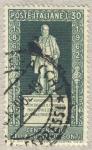 Stamps Italy -  Centenario de la Corte de Conti