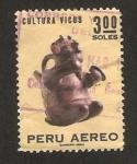 Sellos de America - Perú -  cultura vicus