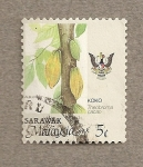 Stamps Malaysia -  Cacao