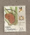 Stamps Malaysia -  Elaesis guineensis