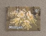 Stamps Malaysia -  Duria zibethinus