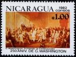 Sellos de America - Nicaragua -  Conmemoraciones