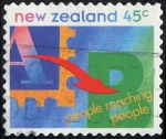 Stamps : Oceania : New_Zealand :  Logo