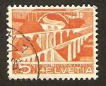 Stamps : Europe : Switzerland :  puentes