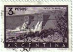 Stamps Argentina -  Dique