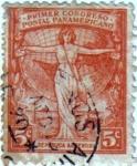 Sellos de America - Argentina -  I Congreso postal Panamericano.
