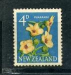Sellos del Mundo : Oceania : Nueva_Zelanda : puarangi