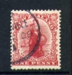Sellos de Oceania - Nueva Zelanda -  correo universal