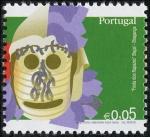 Stamps Portugal -  Máscaras