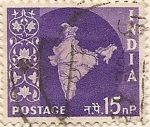Stamps Asia - India -  INDIA POSTAGE