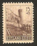 Stamps Europe - Estonia -  ciudad de reval
