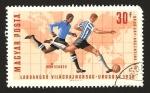 Sellos de Europa - Hungría -  campeonato mundial de futbol, uruguay 30