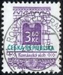 Stamps Europe - Czech Republic -  Romanticismo