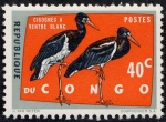 Stamps : Africa : Democratic_Republic_of_the_Congo :  Fauna