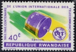 Stamps Rwanda -  Comunicaciones