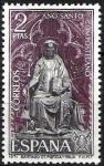 Sellos de Europa - España -  Año Santo Compostelano. Santiago de Pistoia, Italia.