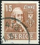 Stamps Sweden -  Centenario de la Fundación de la Academia Real de Ciencias