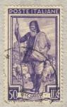 Stamps Europe - Italy -  Italia al lavoro Sardegna, le greggi