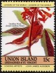 Sellos de America - San Vicente -  Union Island