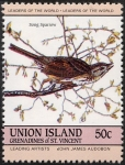 Stamps America - Saint Vincent and the Grenadines -  Union Island