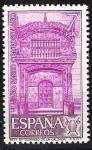Sellos de Europa - España -  Año Santo Compostelano. Catedral de Santo Dmingo de la Calzada. Logroño.