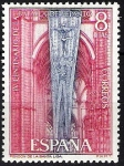 Stamps Europe - Spain -  IV Centenario de la Batalla de Lepanto. Pendón de la Santa Liga, Toledo.