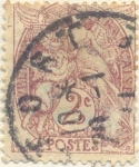 Stamps France -  POSTES