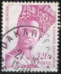Sellos de Africa - Senegal -  Mujer