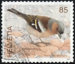 Sellos de Europa - Suiza -  Fauna