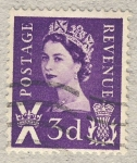 Sellos de Europa - Reino Unido -  Queen Elizabeth II