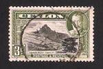 Stamps Asia - Sri Lanka -  pico de adan, montaña sagrada lanka