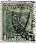 Sellos de America - Colombia -  Correo de Colombia