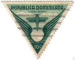 Stamps of the world : Dominican Republic :  Correo aéreo. República Dominicana