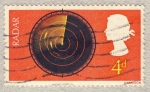 Stamps United Kingdom -  British Discovery and Invention El radar