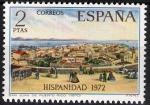 Stamps Spain -  Hispanidad. San Juan de Puerto Rico(año 1870)
