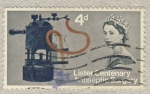 Sellos de Europa - Reino Unido -  Centenary of Joseph Lister's Discovery of Antiseptic Surgery
