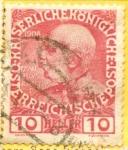 Sellos del Mundo : Europa : Austria : Kaiser Franz Joser
