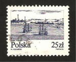 Stamps : Europe : Poland :  barcos