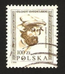 Stamps : Europe : Poland :  glowy wawelskie