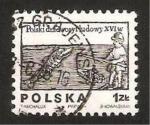 Stamps Poland -  pescando