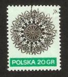 Stamps Poland -  1939 - Encajes