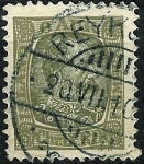 Stamps Iceland -  Christian IX