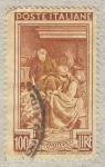 Stamps Europe - Italy -  Italia al lavoro Friuli Venezia Giulia, il granoturco